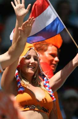 Dutch fan